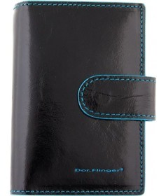 Визитница Dor.Flinger 00023-623 black DF Черный