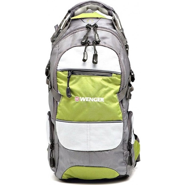 Wenger NARROW HIKING PACK Серо-зеленый