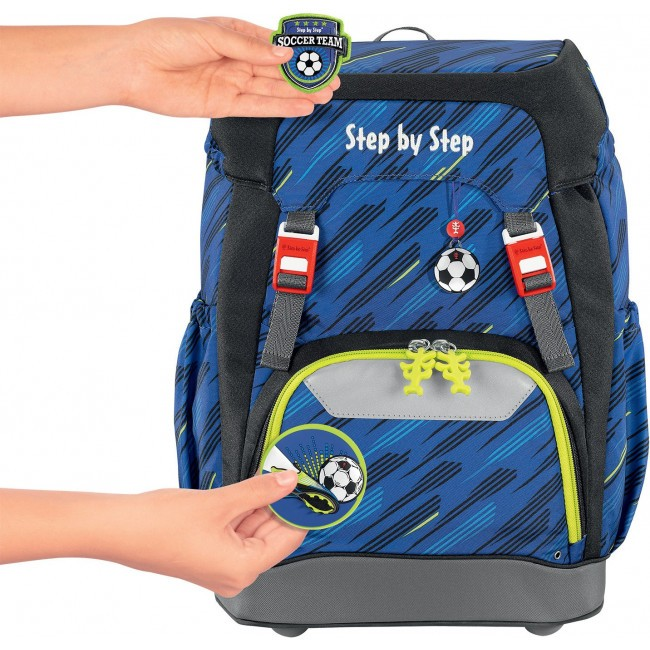 Step By Step Grade 4 предмета Soccer Team