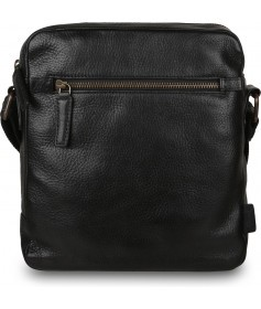 Сумка Ashwood Leather Logan Черный Black