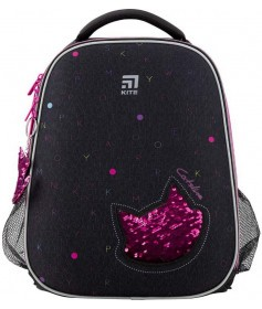 Рюкзак Kite Education Catsline K20-531M-5 Черный